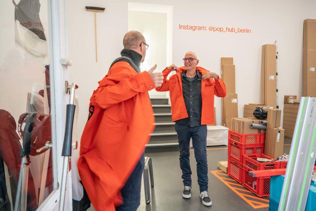 30 Jahre FNP-Regal von Axel Kufus bei Nils Holger Moormann